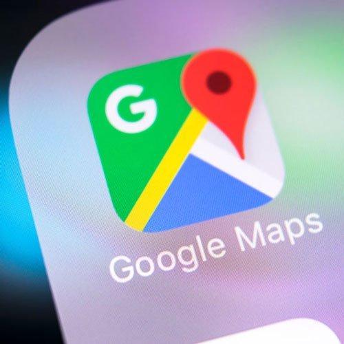 Google-Maps خرائط جوحل