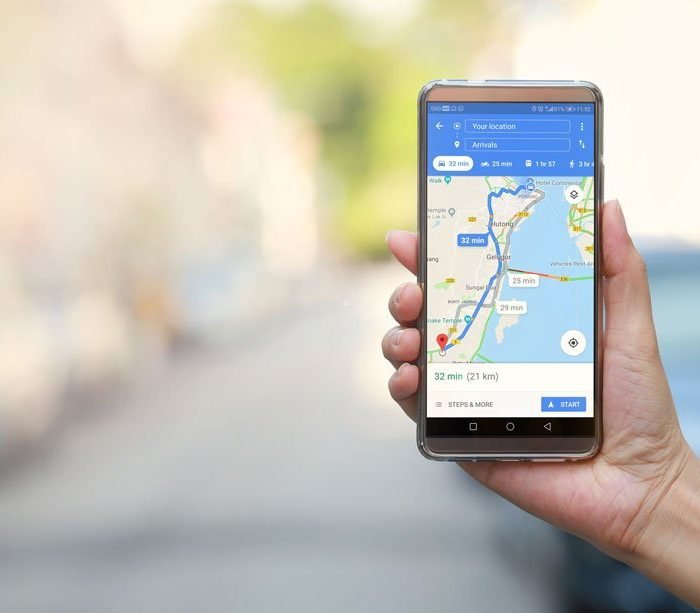 Google-Maps-Mobile